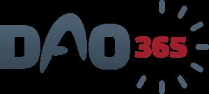 Logo af dao365, som bruges for at illustrere, at Scandinavian Oil anvender dao